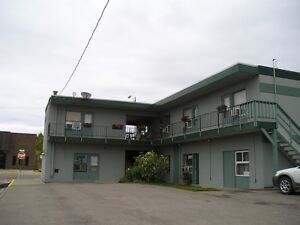 Downtown Studio apartment in Peace River
