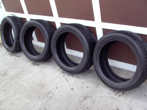 "End of season 17"" winter tire bargain"