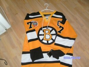 Hall of Fame Bourque Hockey Jersey