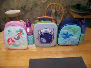 PRE-SCHOOL /  KIDS-LUNCH BOXES and BACKPACKS Kitchener / Waterloo Kitchener Area image 5