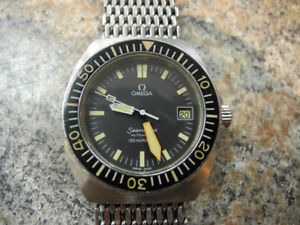 Vintage OMEGA Seamaster Baby Proplof Divers Watch SUPER RARE!