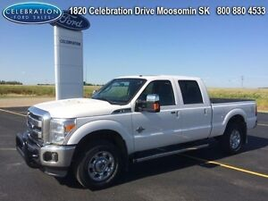 2012 Ford F-350 Super Duty Lariat  CELEBRATION CERTIFIED!