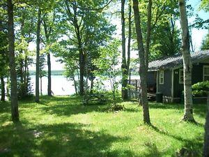 Chalet à vendre au Lac Trois-Milles