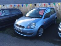 2007 Ford Fiesta 1.2 style