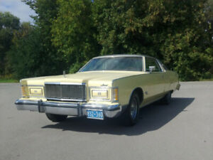 1975 Mercury Grand Marquis  Coupe !!!