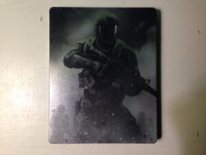 Call of Duty Infinite Warfare PS4 Steelbox Case
