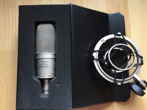 Audio Technica 4047 - hardly used. Studio Condenser Microphone