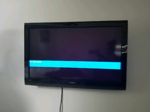"""Toshiba 40"""" flatscreen tv"""