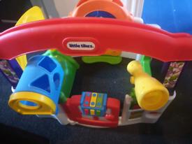 Little tykes activity play centre