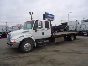 2011 IHC 4300 -21' Tow Deck-TH21501A