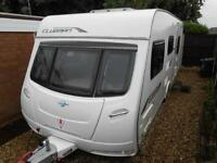 Lunar Clubman ES 4 Berth Caravan. One Owner with Full Service History.