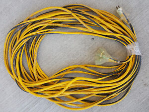 """50"""" Industrial electrical cord"""
