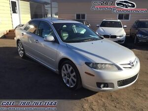 2008 Mazda Mazda6 GS  LOADED ONLY $5970  - one owner - inspected