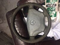 Mercedes Sprinter Steering Wheel With Airbag