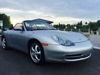 1999 Porsche 911 Carrera Cabrolette (hard/soft top!)