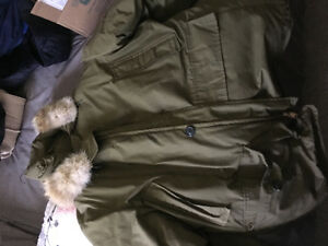 Eddie Bauer goose down jacket Kitchener / Waterloo Kitchener Area image 1