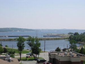 Ocean view top floor central Bedford 2bdrm Condo