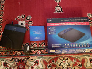 Linksys EA3500 - Dual-Band N750 Router with Gigabit and USB