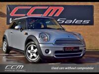 Mini Cooper D 1.6 Hatchback 3DR 2009 + 12 MONTHS M.O.T + WARRANTY +