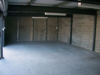 Contractor Unit/Workshop Space 1st Month FREE!!
