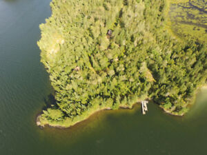 2.4 Acre Lake of the Woods Property in Sioux Narrows