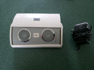 JBL On Tour portable speaker with AC Adapter