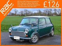 1995 MINI Rover 1.3i Auto Full Leather Very Rare Freshly Imported 100% Original