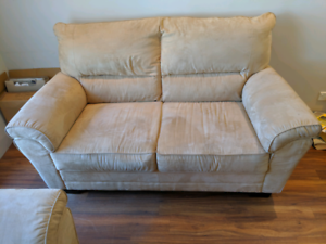 2x two seater Couches Byford Serpentine Area Preview