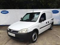 2004 Vauxhall Combo 1.6 Dualfuel 1700 Petrol Van