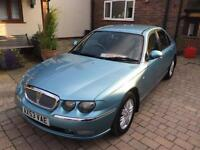 2003 Rover 75 1.8 Club SE * 12 Months MOT * **SPARES / Repairs / Scrap**