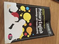 Primary English (achieving QTS Series) 7th edition