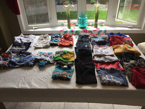 Boy Size 3 Clothing In Excellant Condition