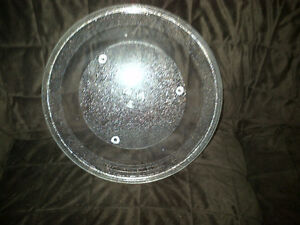 glass microwave turntable and ring