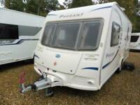 2 berth 2009 Bailey Pageant Monarch S7 single axle touring caravan