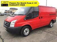 2008 Ford Transit 2.2 260S Low Roof Panel Van,1 OWNER, FSH ( swb 280 300 MK7 MWB