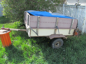 FOR SALE: 4 x 5 UTILITY TRAILER