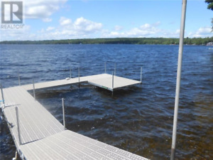 Aluminum Docks And Mooring Whips For Sale