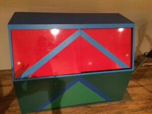 Custom Made Large Toy Chest