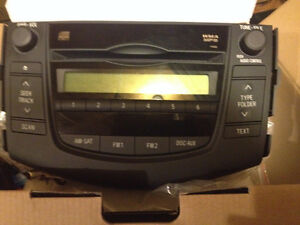 Car radio / Cd  - from 2011 Toyota RAV4