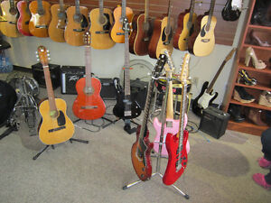 GUITARS, AMPS & MORE AT MATT'S MEDIA OUTLET!!