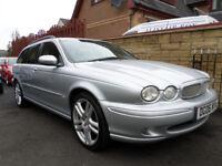 Jaguar X-Type 2.0D SPORT (silver) 2006