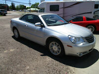 2008 Chrysler Sebring Touring Coupe (2 door) NEW PRICE