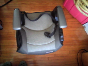 Evenflo booster seat.