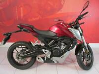 2019 HONDA CB125R only 3324 miles NATIONWIDE DELIVERY