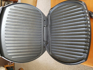 Used George Foreman grill
