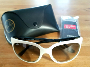 Ray Ban RB4126 Cats Sunglasses