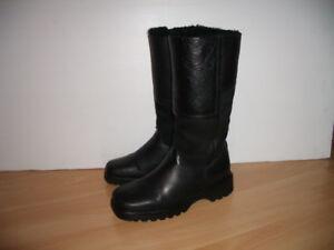 """"""" La Canadienne """" bottes d'hiver mouton ----- size 8 US"""