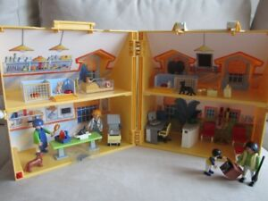 Playmobil Take-Along Animal Clinic – Made in Germany!