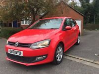 Volkswagen Polo 1.2 5dr 2012 ! Perfect Condition ! 1 Owner Since New ! Full service history !