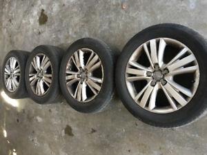 """19"""" Audi / VW / Porsche Alloy Rims"""